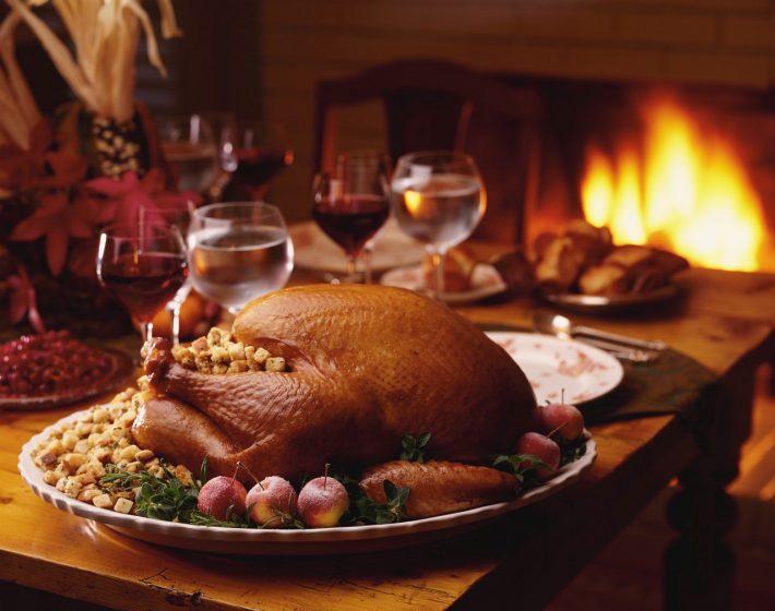 Thanksgiving Stress