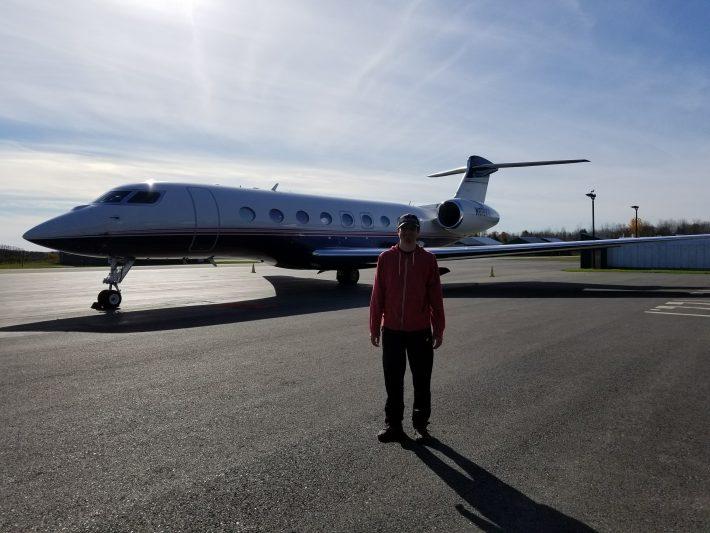 Challenger 300 Jet
